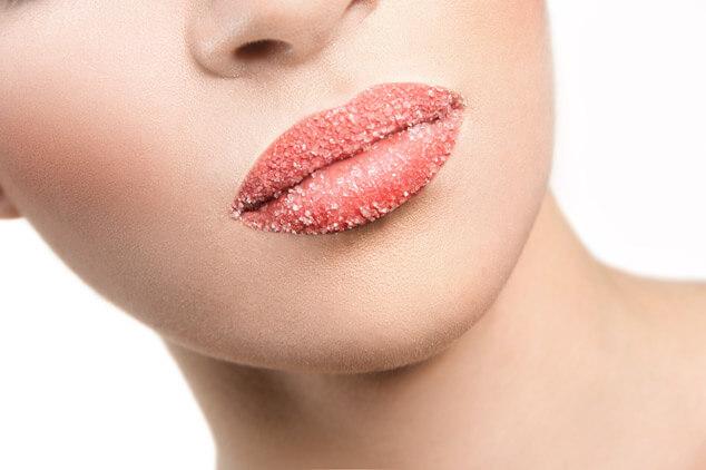 Plumping Lip Scrub
