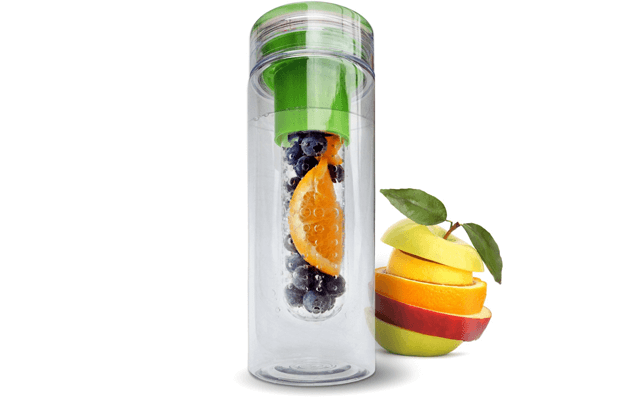 Beauty Boosting Infused Water Bottle