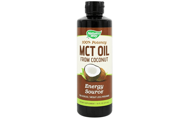 Best Green Soothie Add Ins - MCT Oil