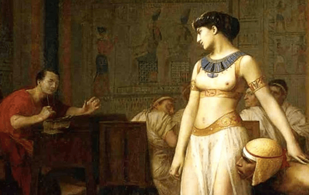 From Past To Present - Cleopatra