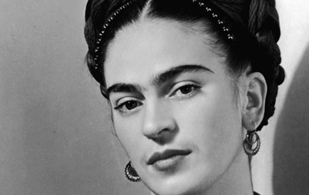 From Past To Present - Frida Kahlo