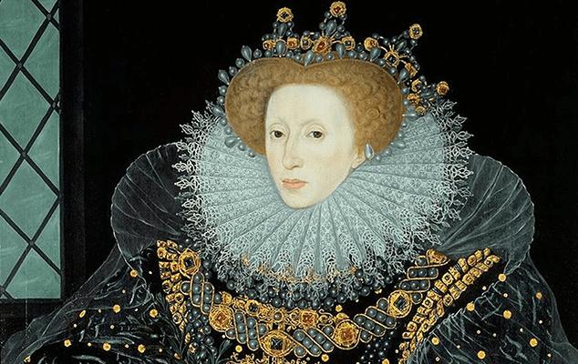 From Past To Present -Queen Elizabeth