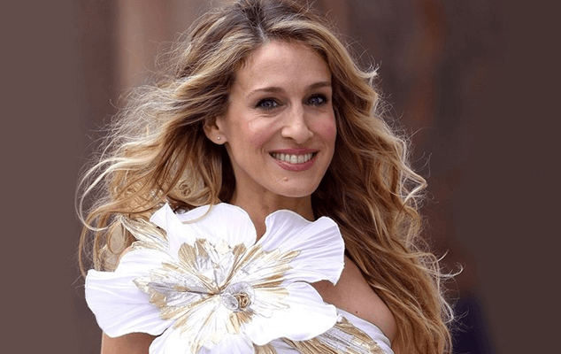From Past To Present - Sarah Jessica Parker