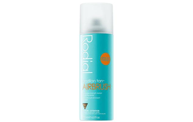 Tanning Alternatives - Air Brush Spray Tans