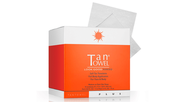 Tanning Alternatives - Tanning Towelettes