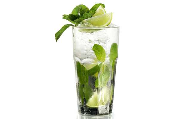 Five Swanky Cocktails - Slimmed Down Mojito