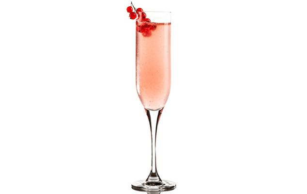 Five Swanky Cocktails - Wine Spritzer