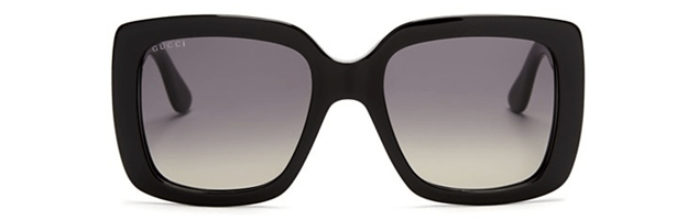 How To Look Confident - Over-Sized Sunglasses