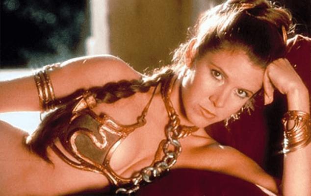 Ten Most Fabulous Bras - Star Wars