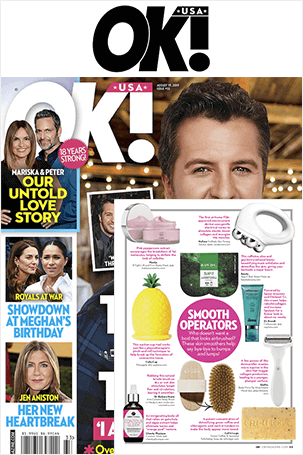 Press Clipping - OK Magazine