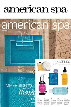 Press Clipping - American Spa