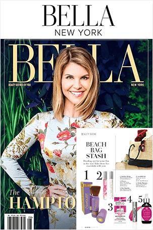 Press Clipping - Bella Magazine
