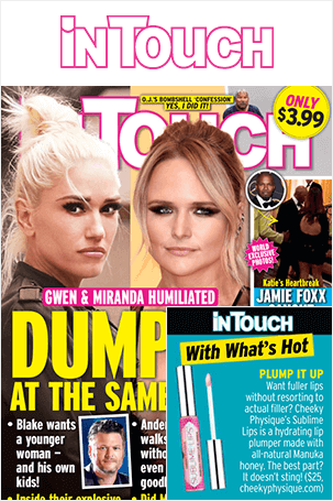 Press Clipping - In Touch Magazine