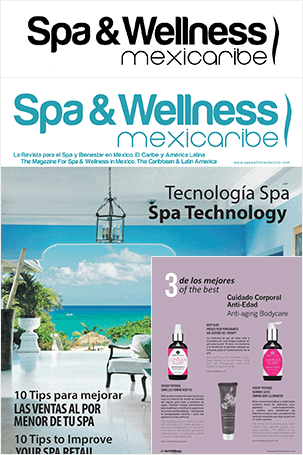 Press Clipping - Spa and Wellness Mexicaribe Magazine