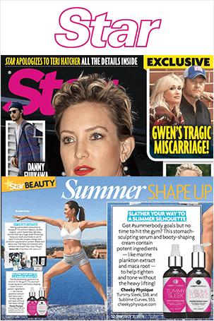 Press Clipping - Star Magazine