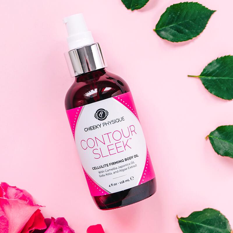 Contour Sleek Cellulite Firming Body Oil