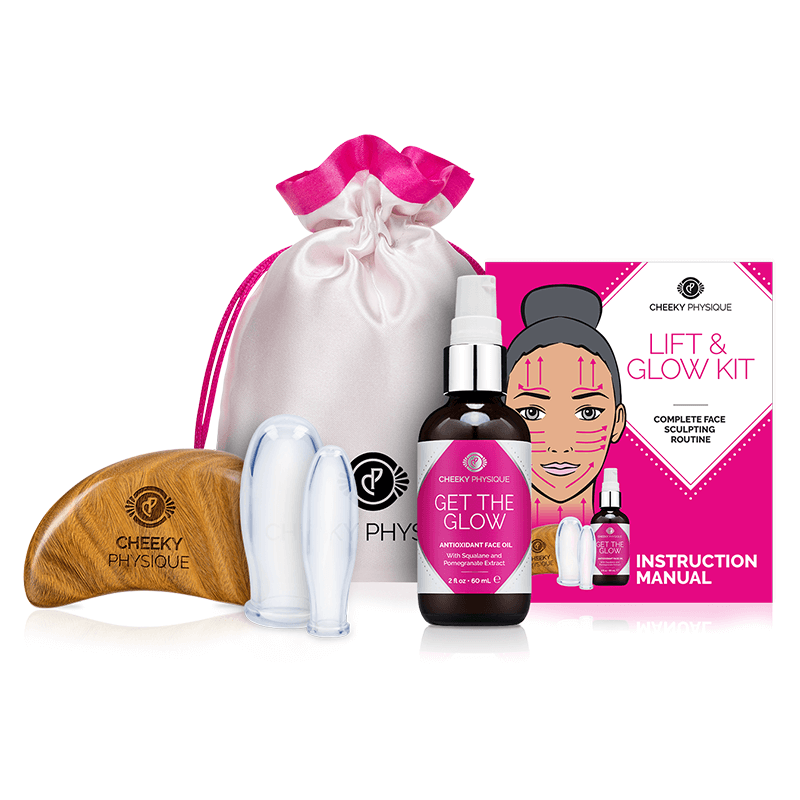 Lift & Glow Kit Complete Face Sculpting Routine