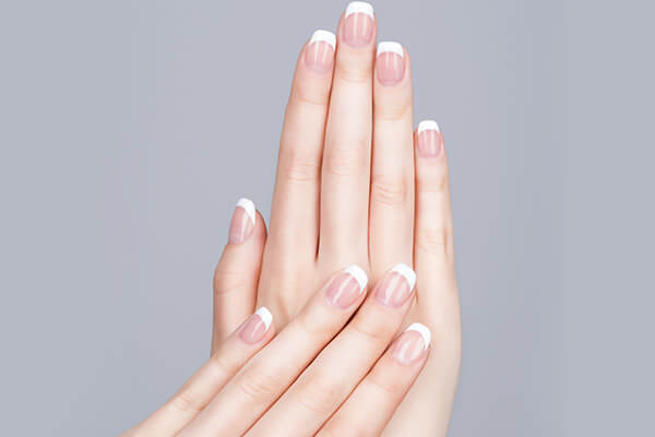 white younger hands