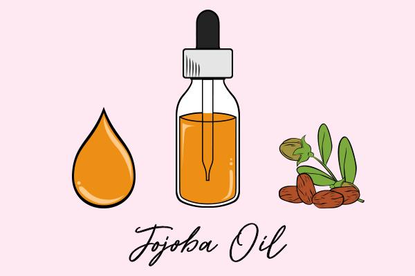 jojoba oil diagram
